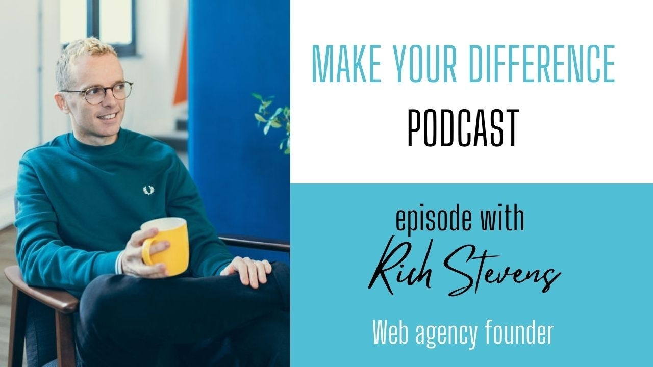 Podcast with Rich Stevens