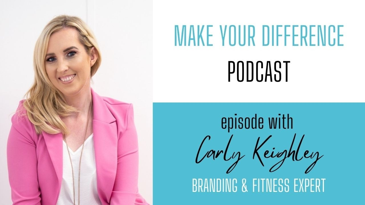 Podcast with Carly Keighley