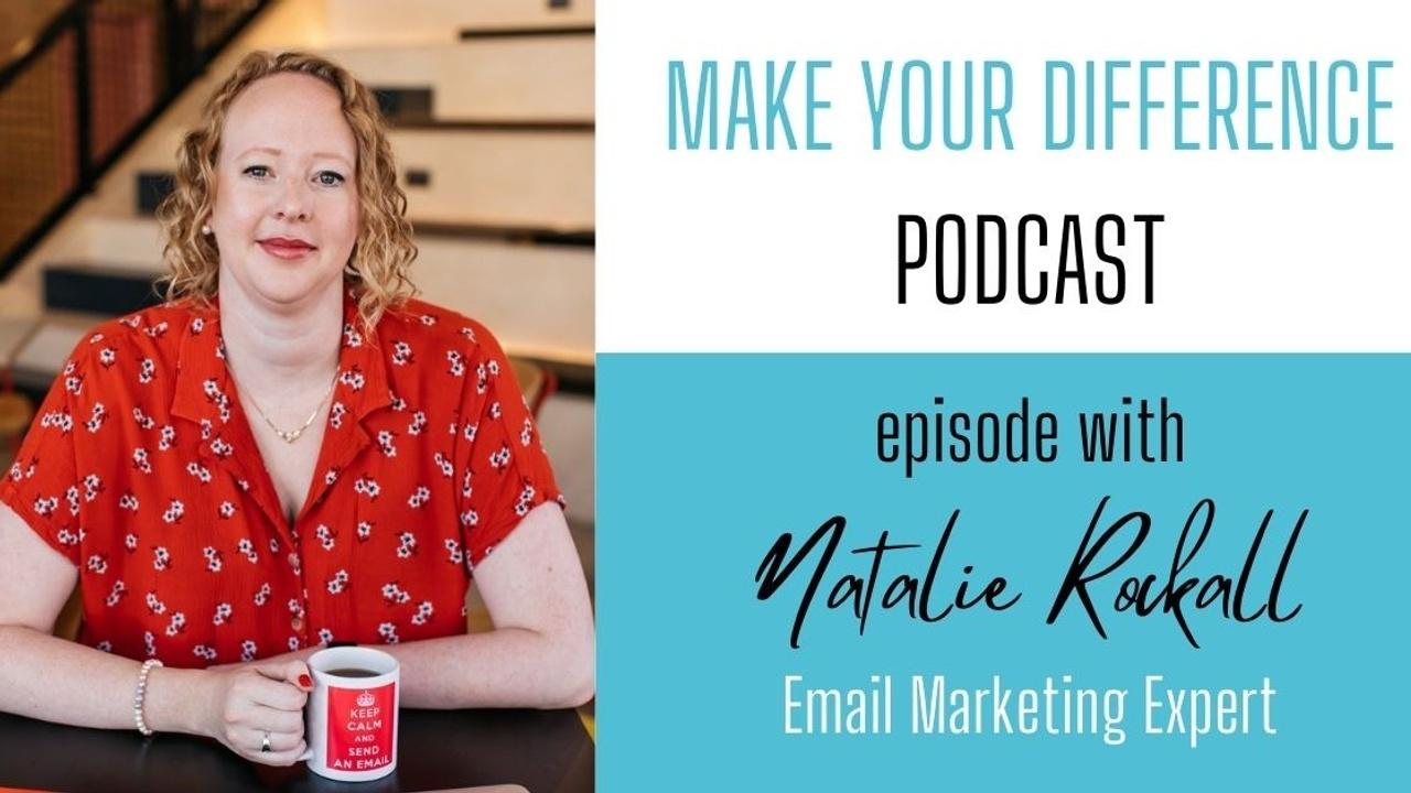 Natalie Rockall podcast