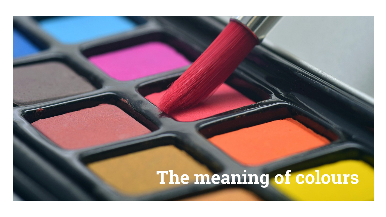 The Meaning of Colours - The Marketing Leaders