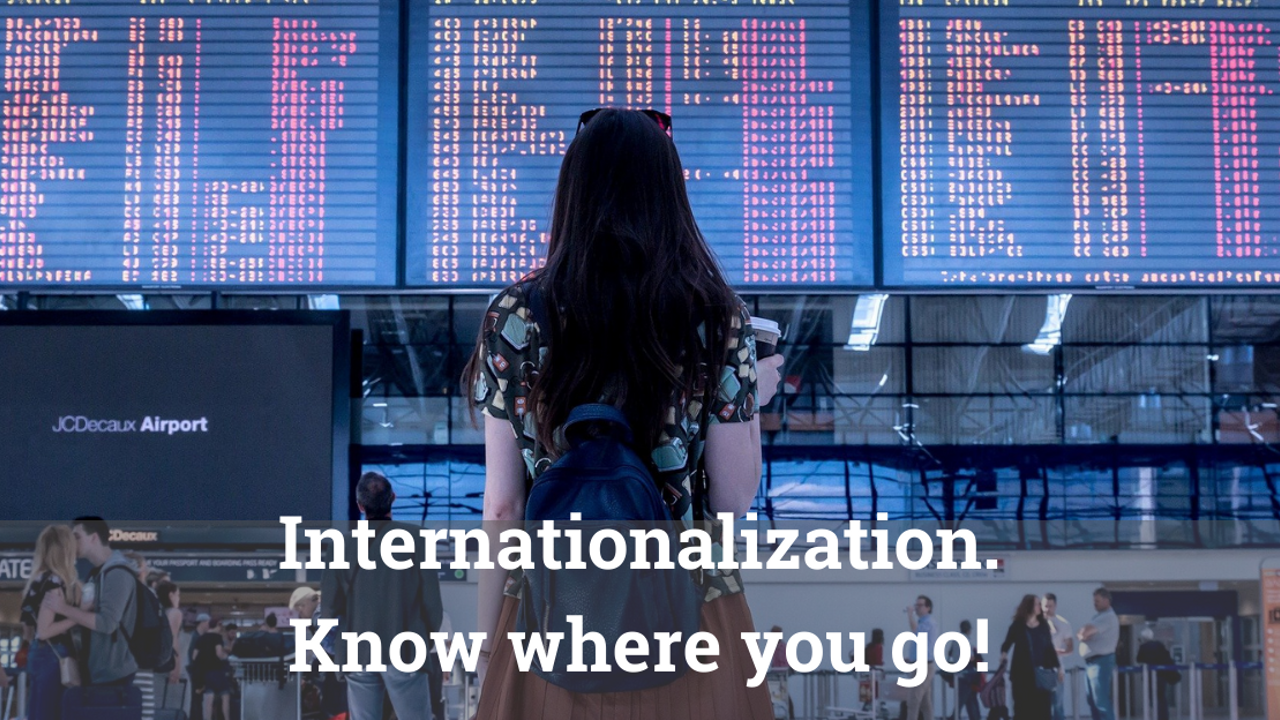 Internationalisation in Marketing