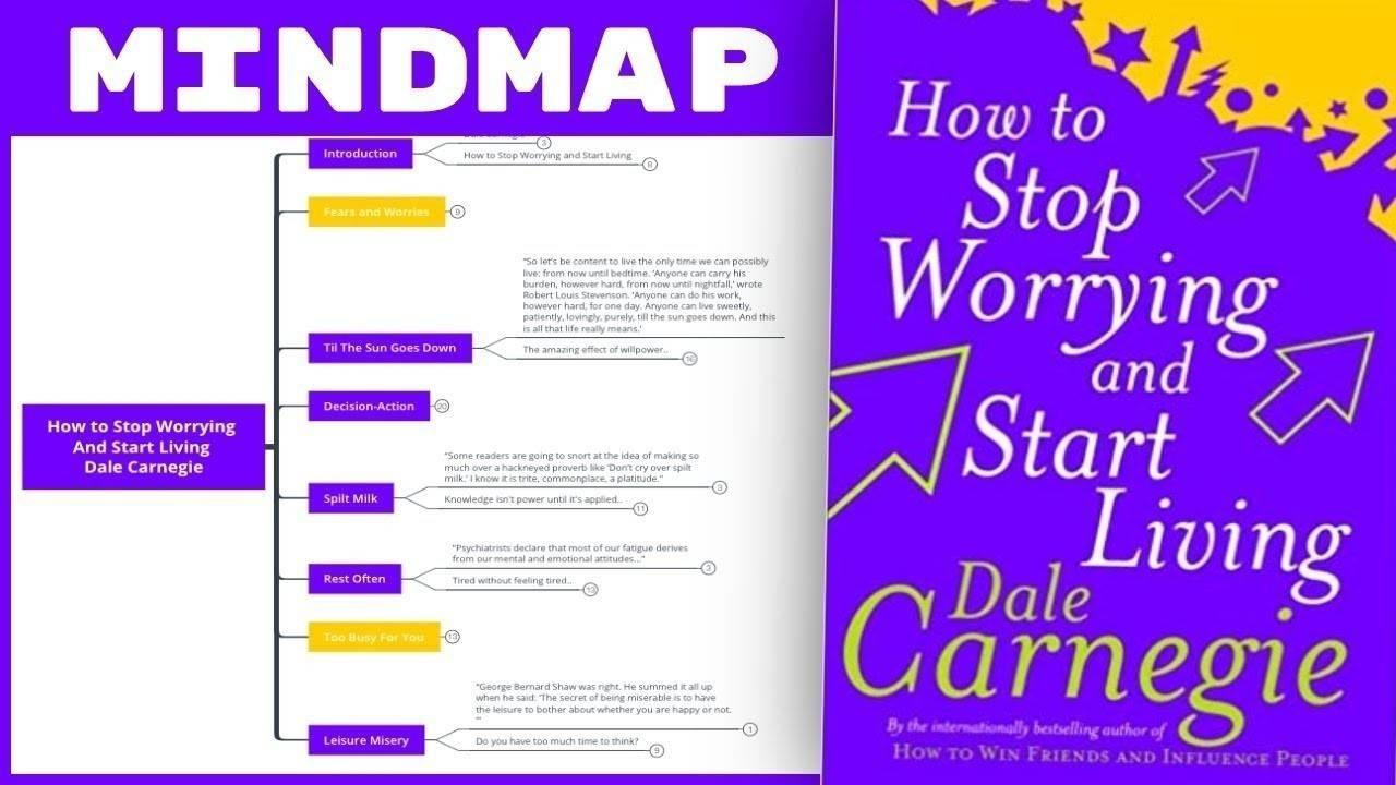 How to Stop Worrying and Start Living - Dale Carnegie Summary
