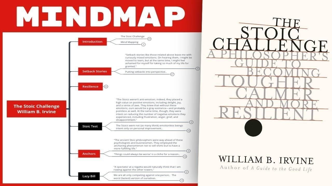 The Stoic Challenge - William B. Irvine Summary