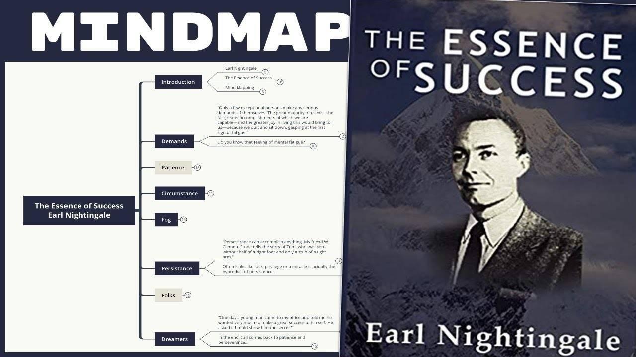 The Essence of Success - Earl Nightingale Summary