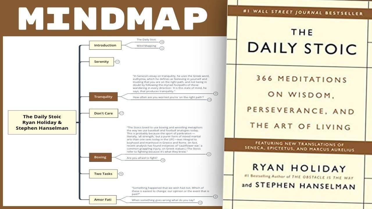 The Daily Stoic - Ryan Holiday Summary