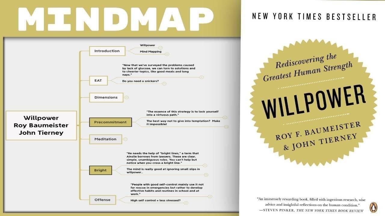 Willpower - Roy F. Baumeister & John Tierney Summary