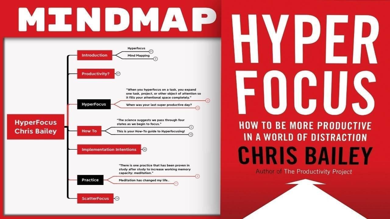 HyperFocus - Chris Bailey Summary