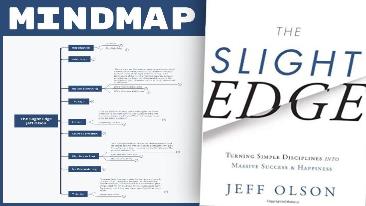 The Slight Edge - Jeff Olson Summary