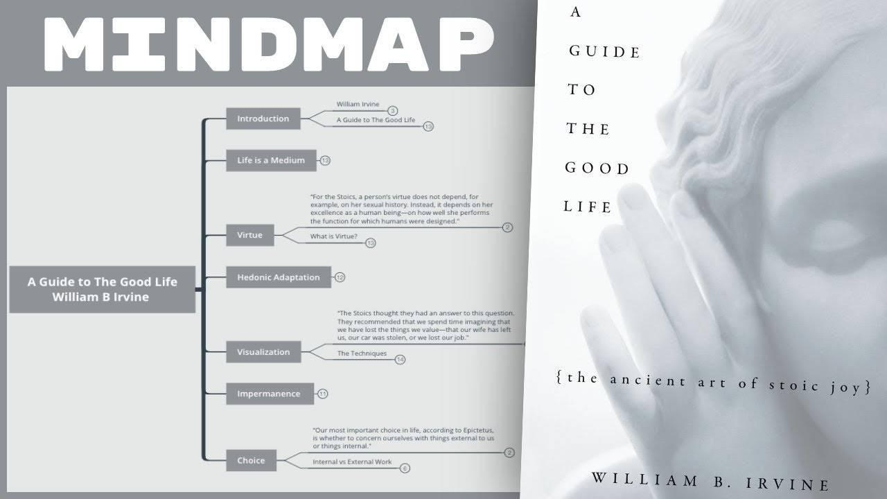 A Guide to The Good Life - William Irvine Summary