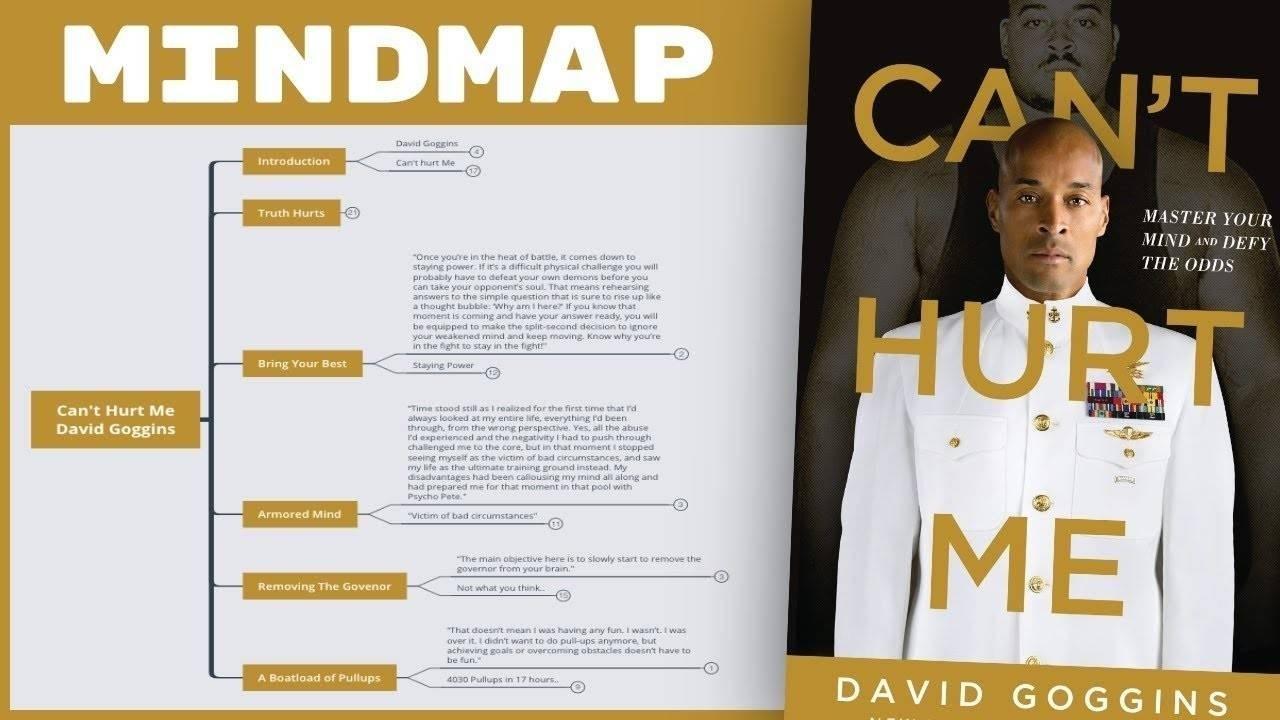 Can't Hurt Me - David Goggins Summary