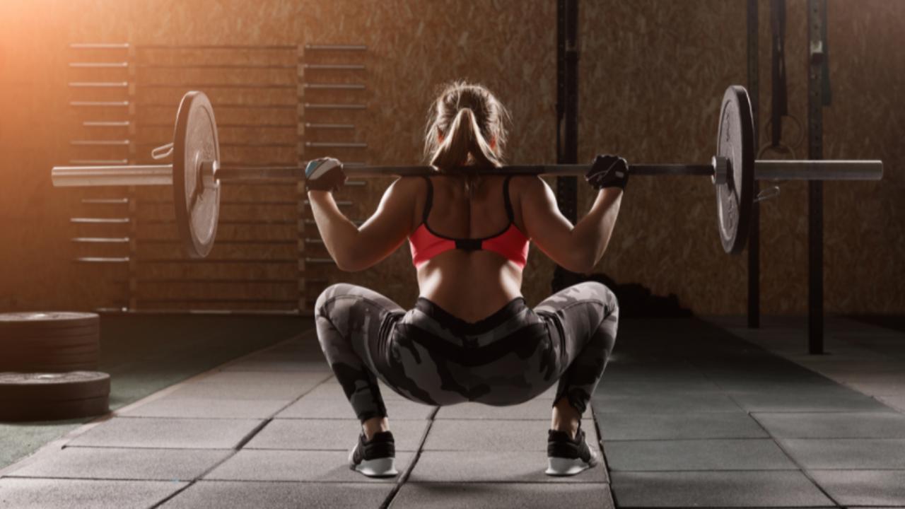 6 Reason's Women Should Lift Weights.