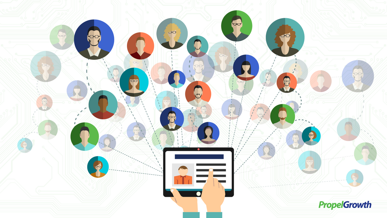Does the size of your LinkedIn network matter?