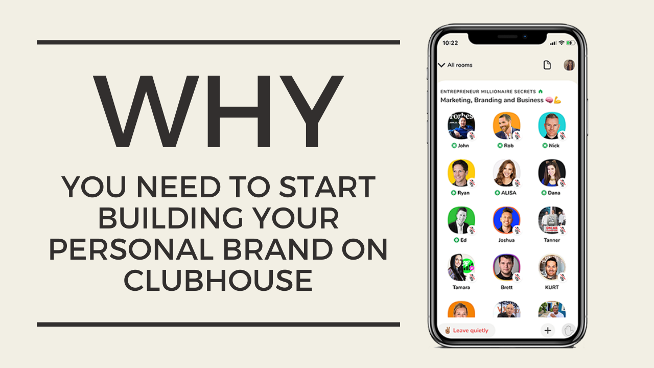 clubhouse-personal-brand