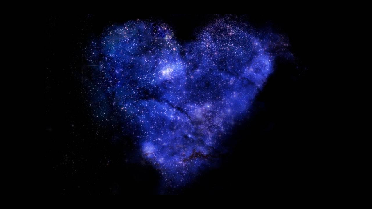 Blue cosmic heart - What is the difference between a Soulmate, Karmic Soulmate and a Twin Flame?! - Leanne Juliette