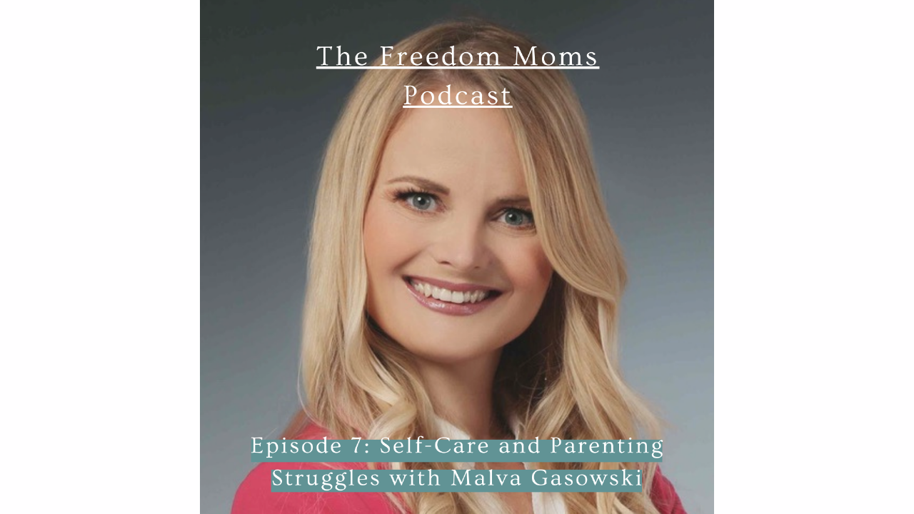 The freedom moms podcast, coaching with crystal noelle