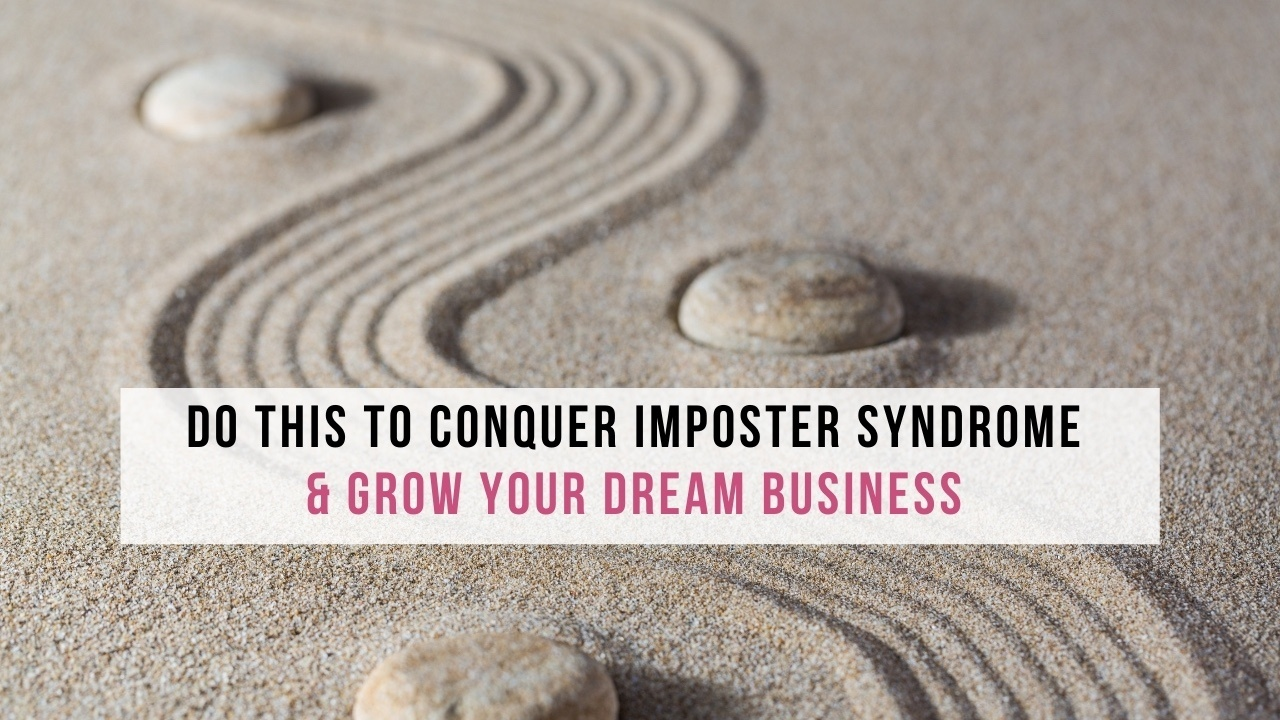 Conquer Imposter Syndrome