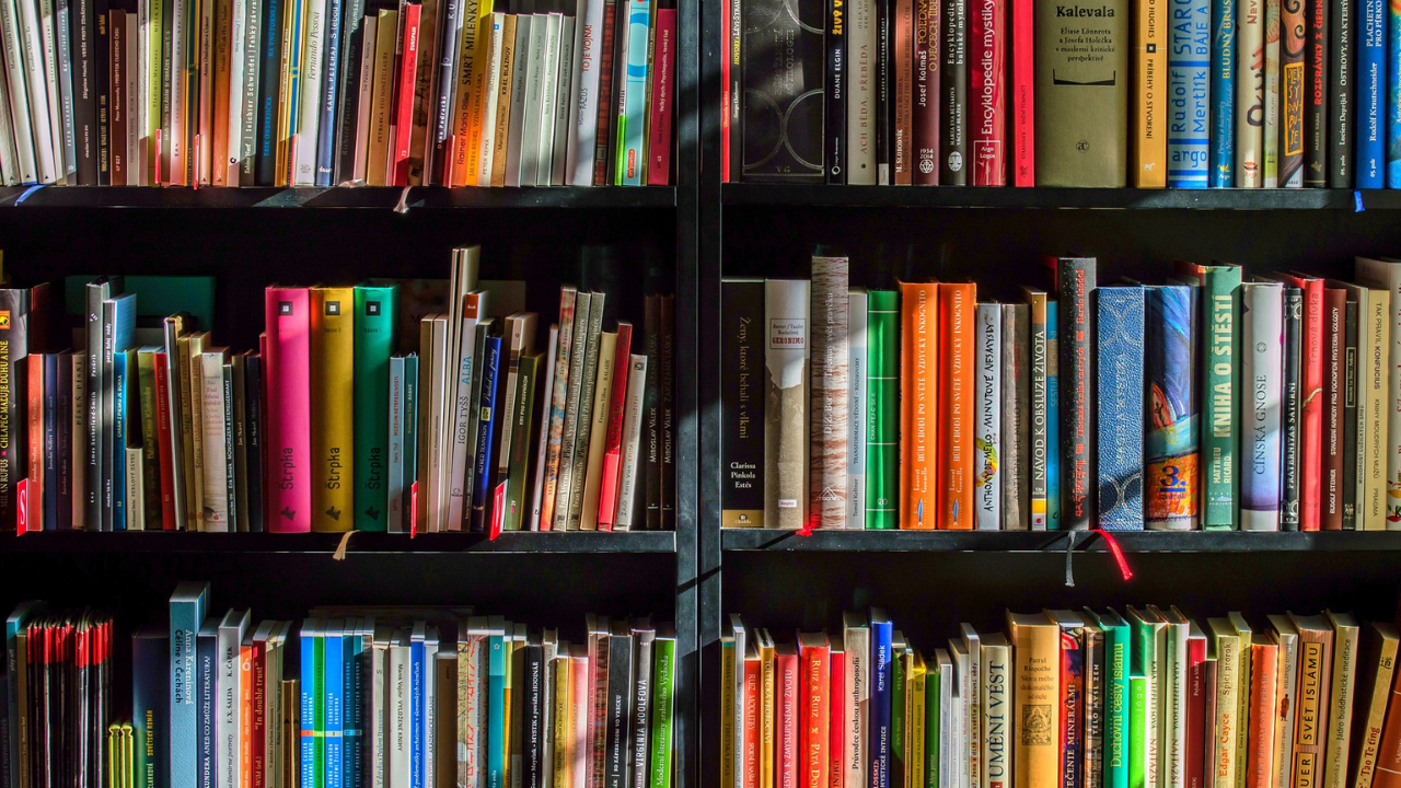 8 books to get you started with personal development