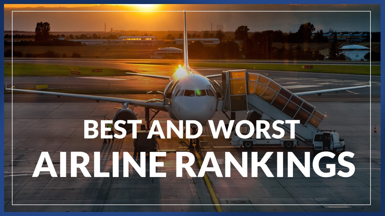 travel pro show best worst airline rankings