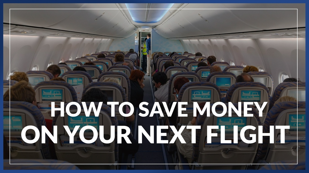 travel pro show how to save money flight