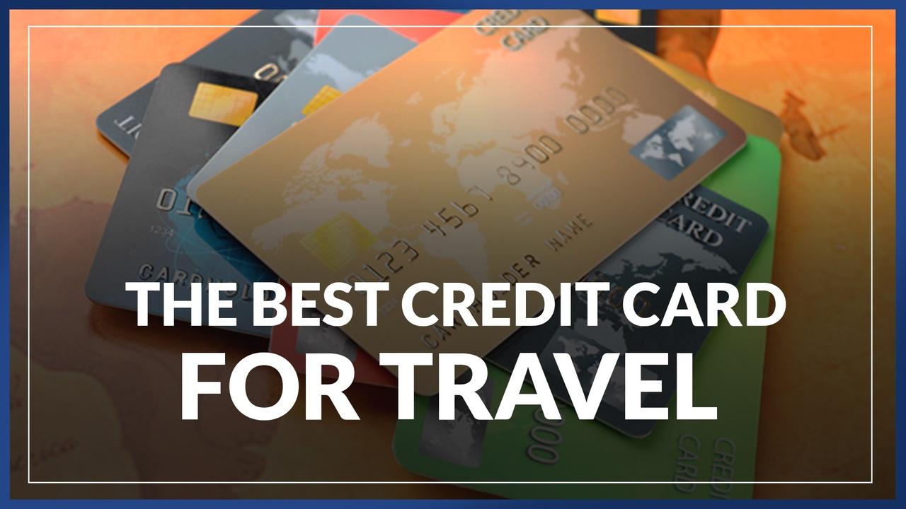 best credit cards travel points miles reward