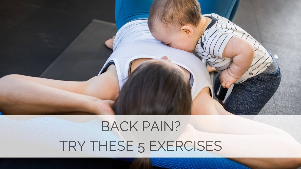 Have backspin try these exercises