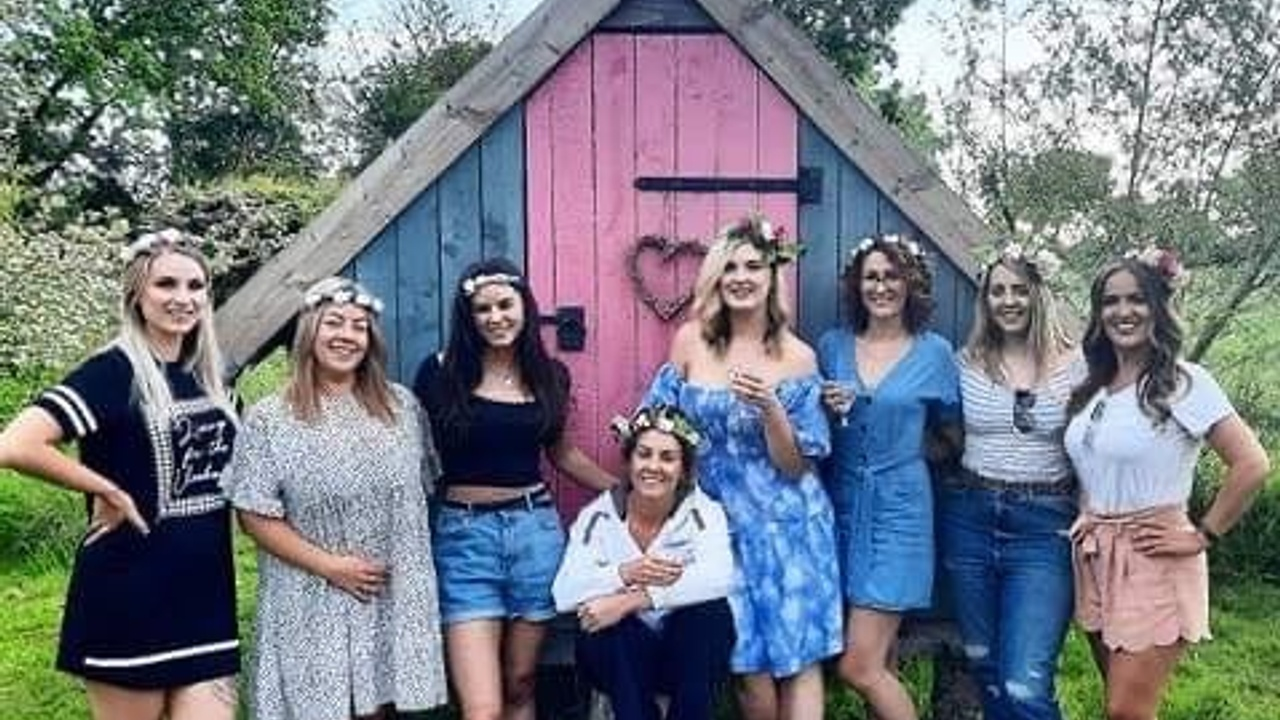 planning an eco hen party