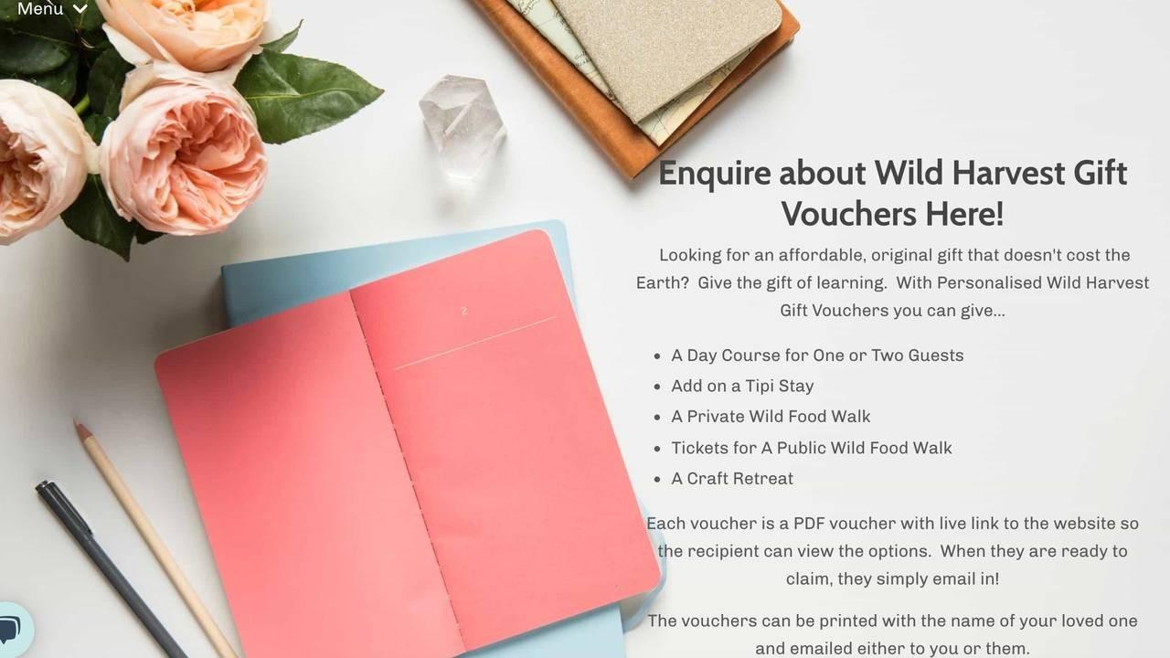 Gift Vouchers UK