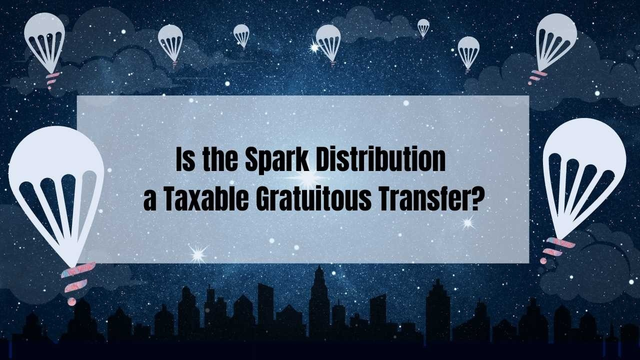 Spark Token Distribution