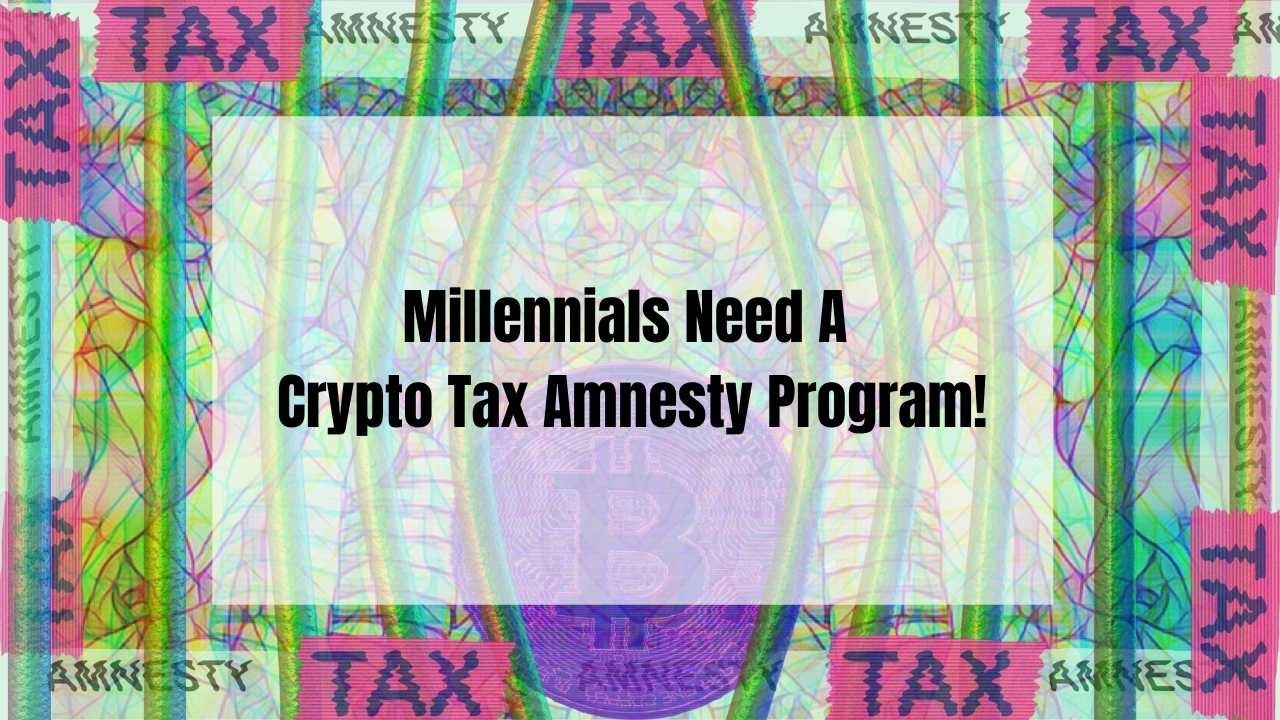 Crypto Tax Amnesty