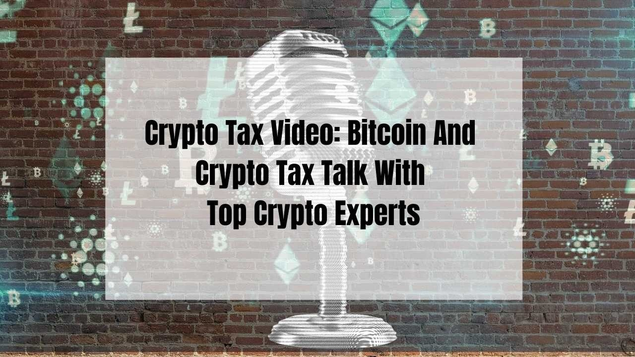 Crypto Tax Video