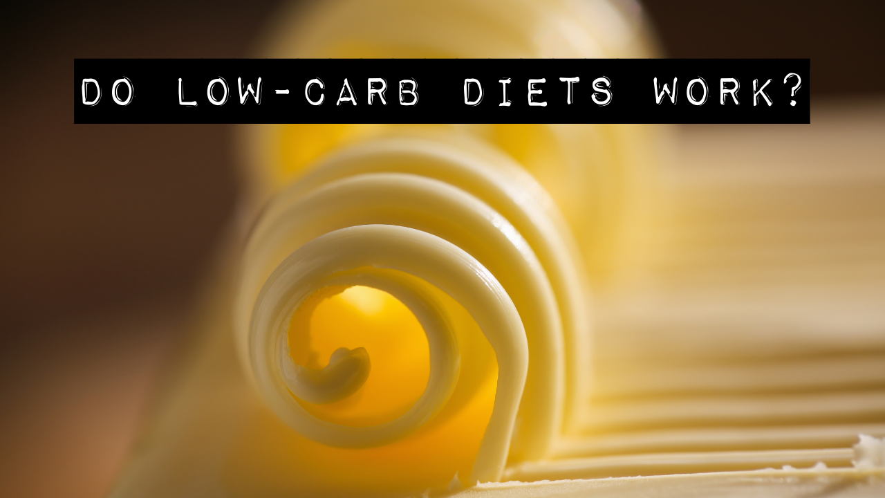 Do low-carb diets work?