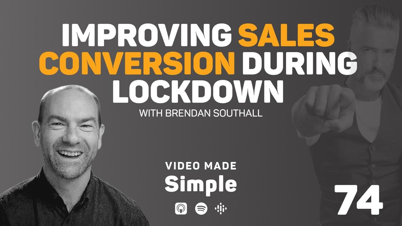 Improving Sales Conversion During Lockdown