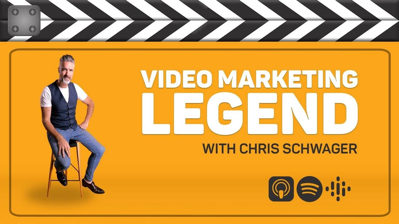 Creating Crystal Clear Videos with High Engagement and Zero Waffle (Quickie) with Chris Schwager (Episode 18)