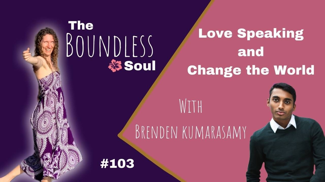 The Boundless Soul Podcast Episode 103 with Brenden Kuarasamy of MasterTalk
