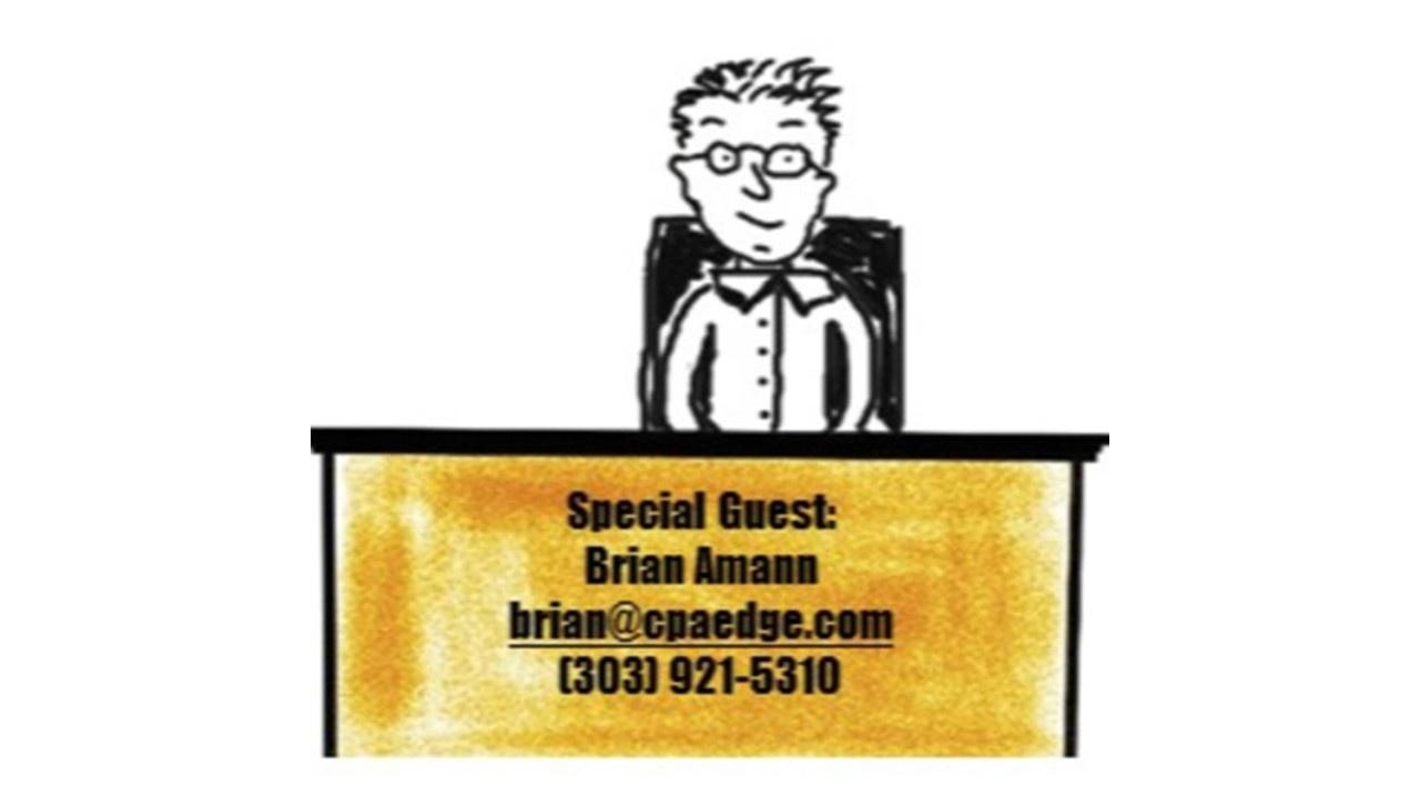 Getting an Edge - Interview with Brian Amann