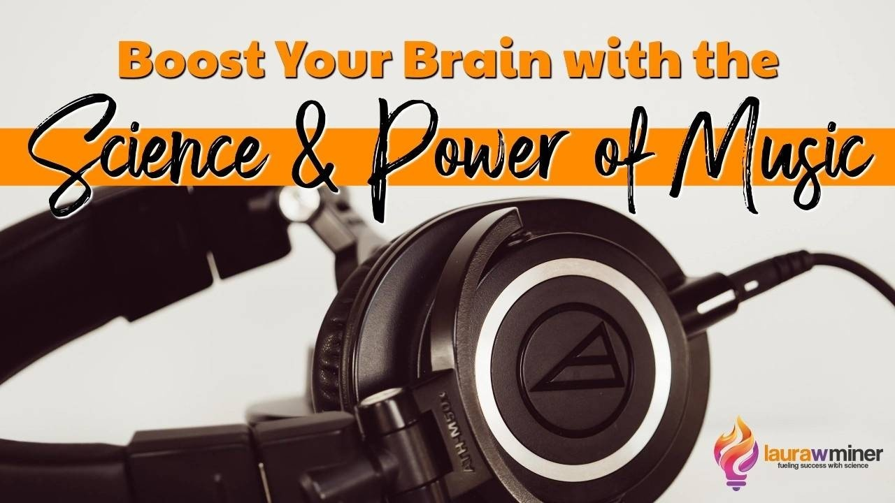 Boosting Your Brain with the Science and Power of Music Laura W. Miner