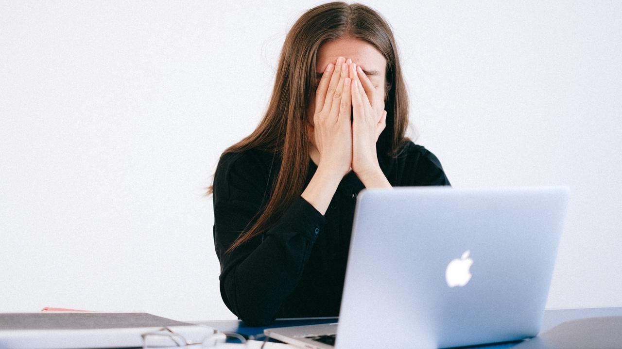 omgaan met stress symptomen