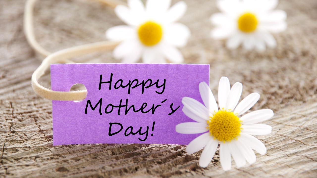 Let's Celebrate Moms