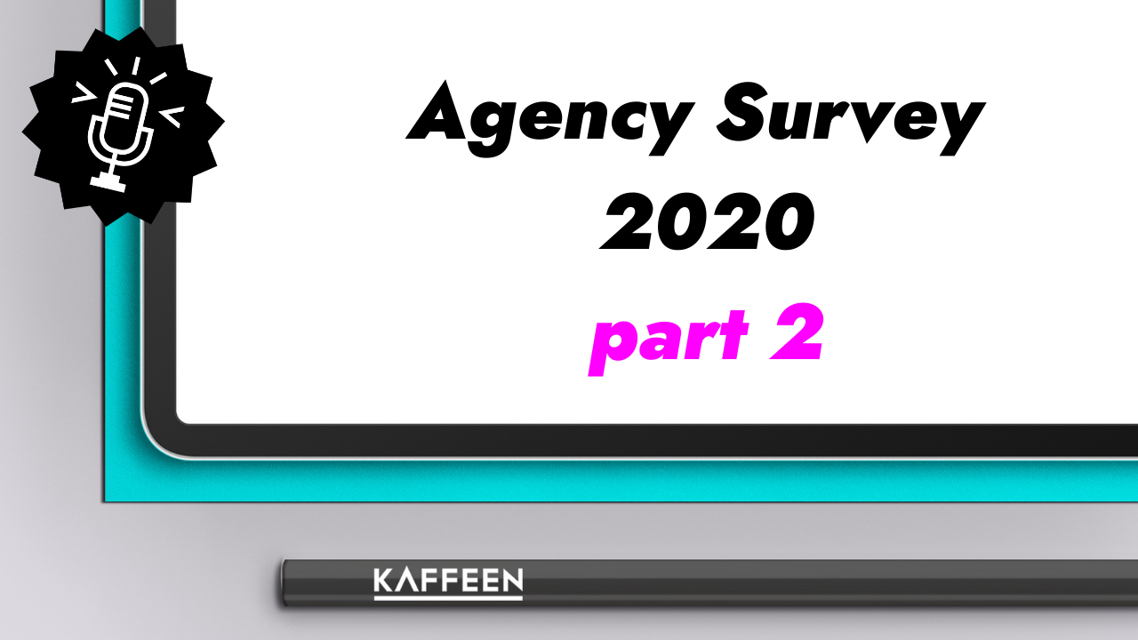 The Kaffeen Annual Survey part 2