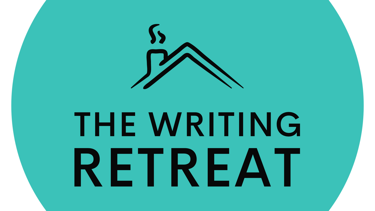 New logo for The Writing Retreat