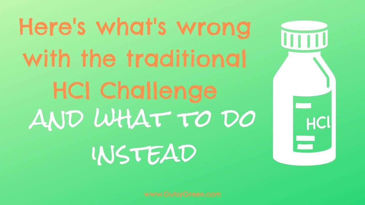 stop doing hcl challenges