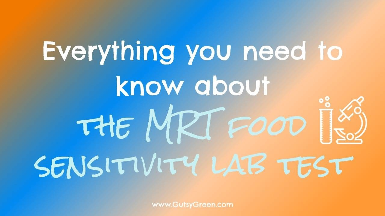 the only reliable food sensitivity test