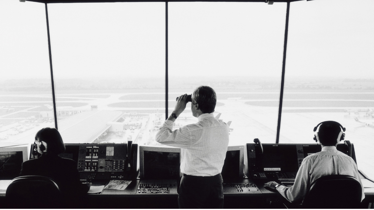 Air Traffic Controllers & Your Brain