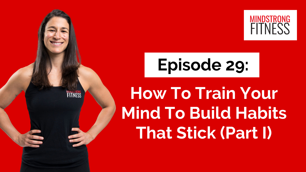 Episode 29: How To Train Your Mind To Build Habits That Stick (Part I)