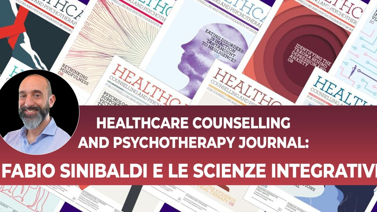 Cover Healthcare Counselling and Psychotherapy Journal