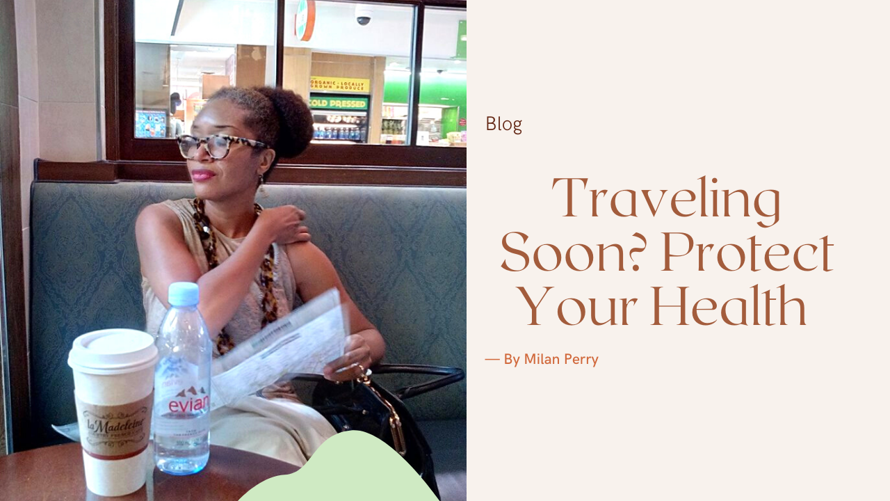 woman over 40 travel healthy