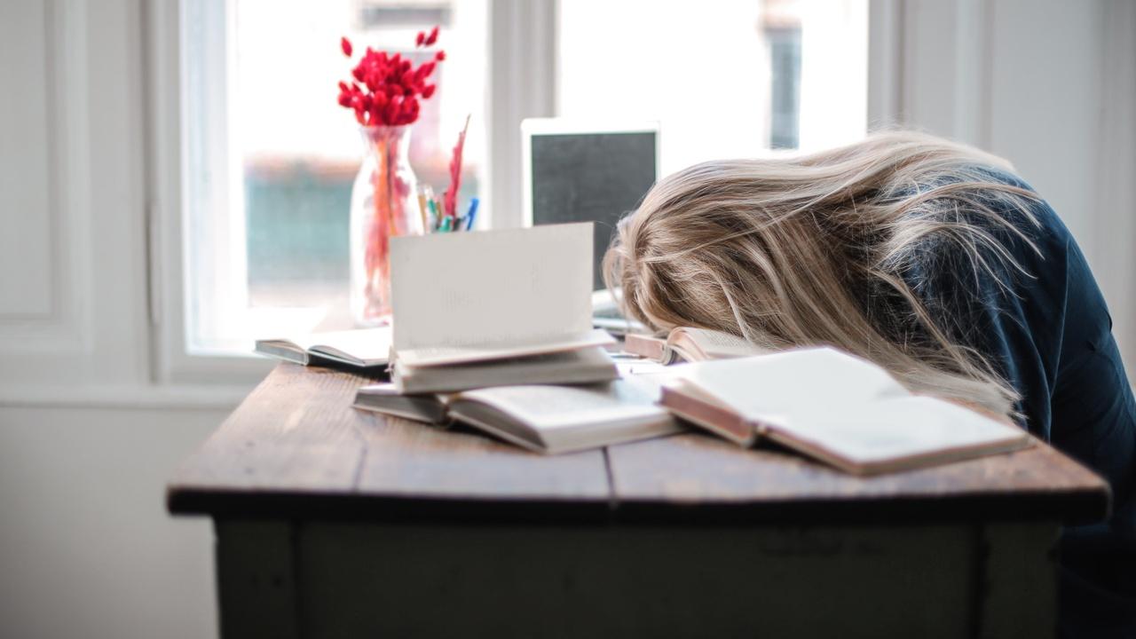 Utmattelse, stress,