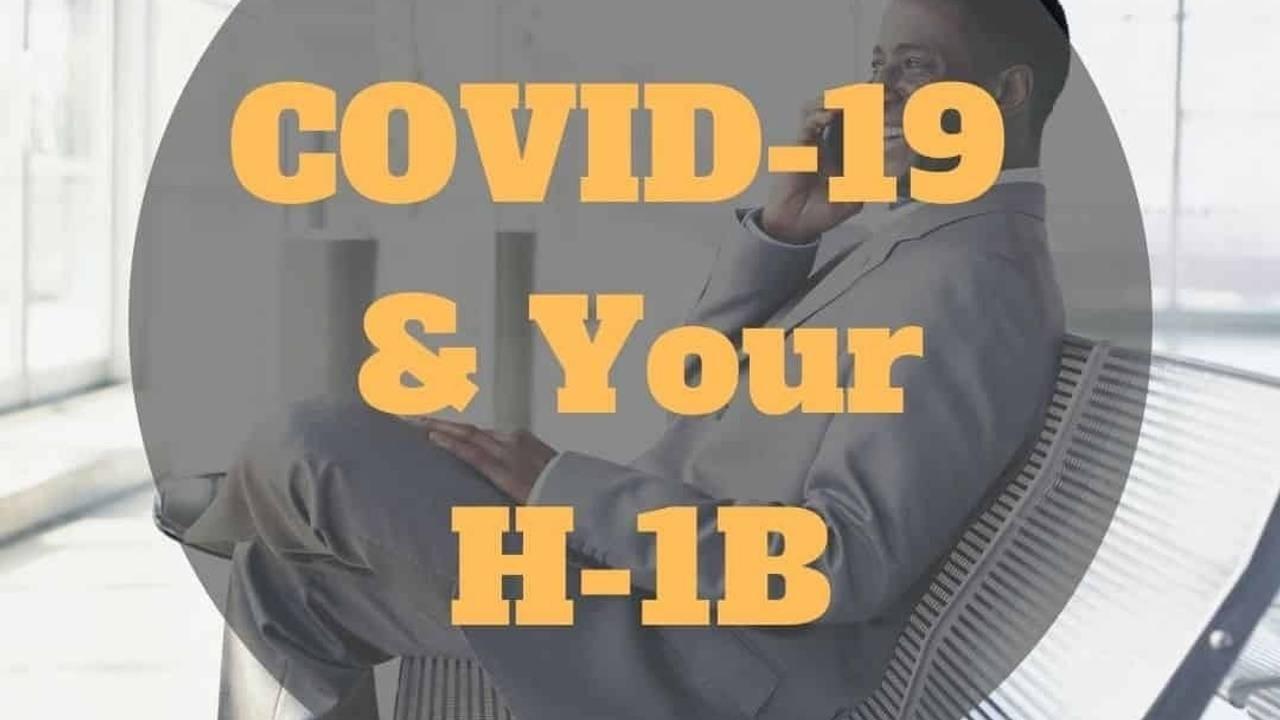 COVID-19-and-H1-B-Visas