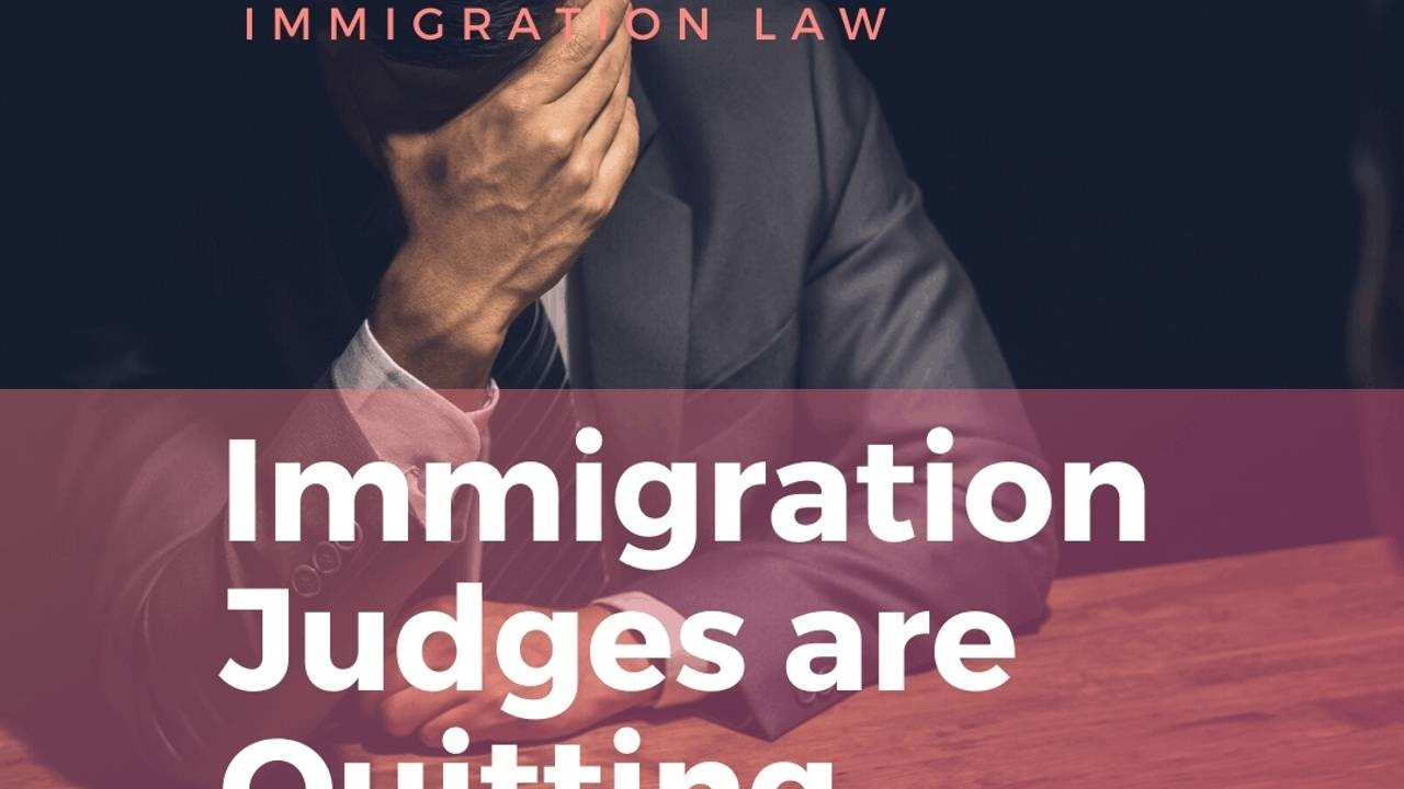 Passage Law_Immigration Judges are Quitting