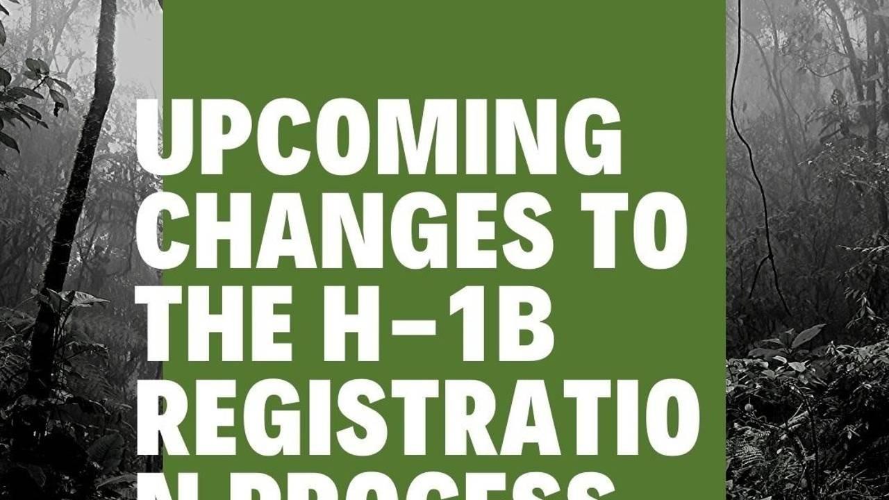 Passage Law_H-1B Process Updates